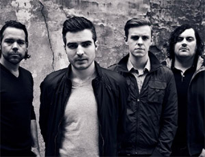 The Boxer Rebellion Release New Single 'Keep Moving' Plus 2013 Fall Tour