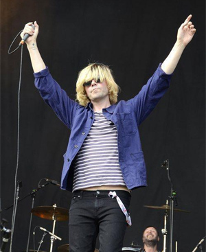The Charlatans Announce 2013 Return To Delamere Forest