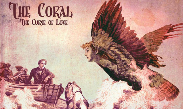 The Coral Announce New Album 'The Curse Of Love' Out In The UK 20th  October 2014