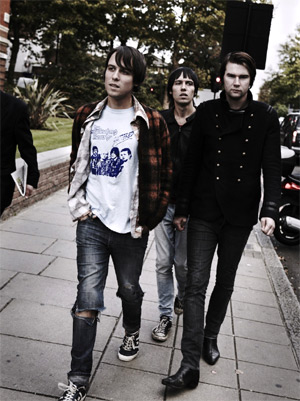 The Cribs Announce Details Of Their New Single 'Leather Jacket Love Song'