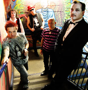 The Damned's Story Set To Come To The Big Screen