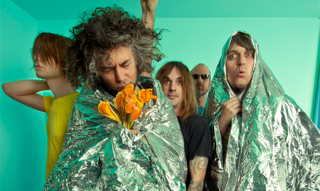 The Flaming Lips Announce Limited Edition Vinyl Release Of '7 Skies H3' For Rsd Plus UK Tour In May & Headlining Eotr Festival 2014