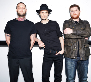 The Fratellis Announce New Single 'She's Not Gone Yet But She's Leaving'  Out 3rd Feb 2014 Plus New Live Dates
