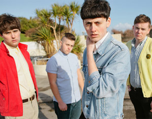 The Heartbreaks To Release 'Polly Remixed Ep'