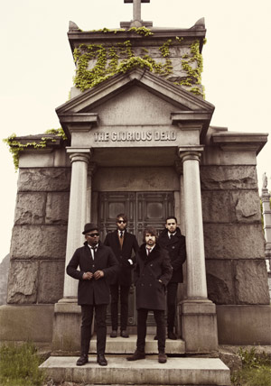 The Heavy Announce Their New Album 'The Glorious Dead' Out 20th August 2012