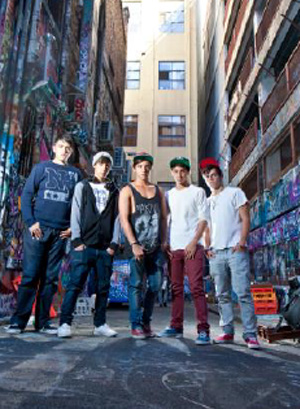 The Janoskians Announce UK May 2013 Tour