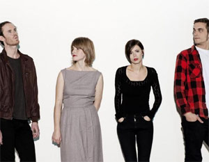 The Jezabels Announce Fall North American 2012 Tour