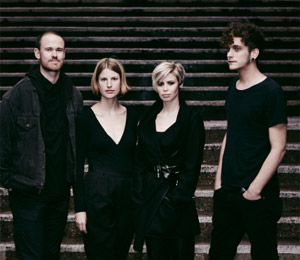 The Jezabels Announce New Single 'The End' Released 2nd December 2013