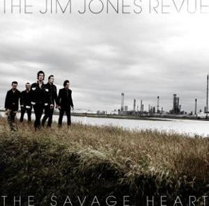The Jim Jones Revue Announce New Album 'The Savage Heart' On 15th October 2012