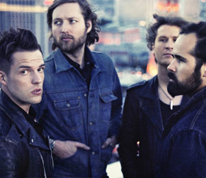 The Killers Announce UK 2012 Autumn Tour