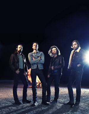 The Killers Announce Wembley Stadium Gig On Saturday June 22nd 2013