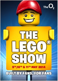 The Lego Show Comes To London's O2 Arena In  May 2014