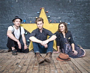 The Lumineers Receive Two 2013 Grammy Award Nominations
