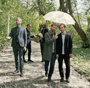 The National Announce November 2013 UK Dates