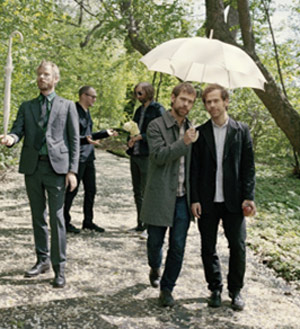The National To Headline Latitude 2011