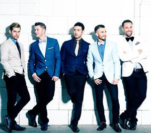The Overtones Announce November 4th 2013 Release Of New Album 'Saturday Night At The Movies'