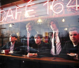 The Pigeon Detectives Announce New Album 'We Met At Sea' Released 29th April 2013