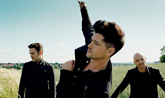 The Script Announce Forest Live 2015 Gig