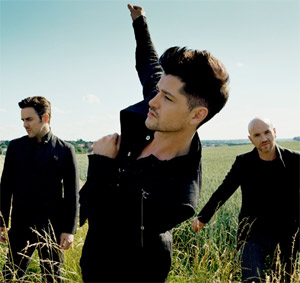 The Script Celebrate St Patrick's Day Sun 17th  2013 With Live Stream Of Sunday's Manchester Arena Show