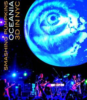 The Smashing Pumpkins Oceania: Live In Nyc Out Now