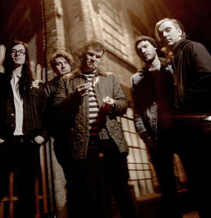 The Smoking Hearts Announce Headline Shows Plus Festival Dates 2012
