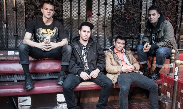 The So So Glos Start UK Tour 11th Feb 2014 Alongside Ezra Furman & The Boy Friends