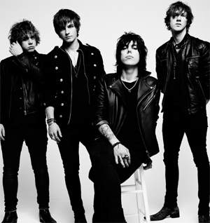 The Struts Announce Debut Single 'Could Have Been Me' Out November 18th 2013