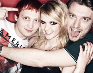 The Subways 2012 Tour Announcement