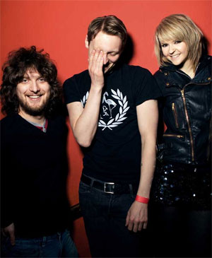 The Subways Announce UK June 2011 Warm Up Tour