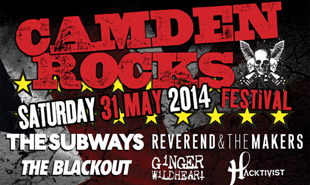 Johnny Borrell, Devil Sold His Soul, Fearless Vampire Killers And More Added To Camden Rocks Bill