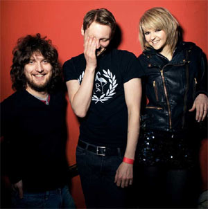The Subways Recording New Album With Stephen Street