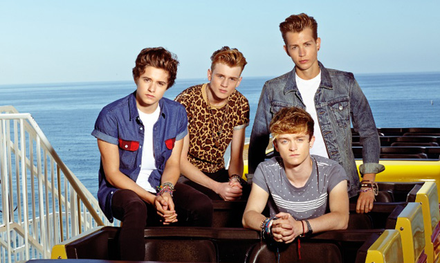 The Vamps Announce 'Last Night' As Next Single, Out 7th April 2014