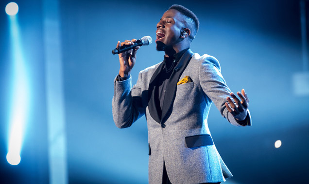 Jermain Jackman Crowned Winner Of The Voice UK 2014