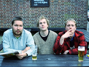 The Wave Pictures Announce New Album Beer In The Breakers