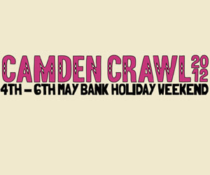 Camden Crawl 2012 Details Announced