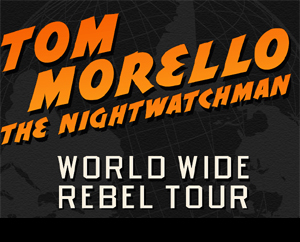 Tom Morello's World Wide Rebel Songs Documentary Is Available To Download For Free