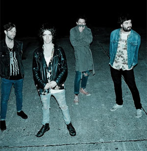 Tribes Announce Debut Album 'Baby' Out January 16th 2012