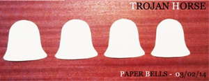 Trojan Horse Return With New Single 'Paper Bells' Released On 3rd February 2014