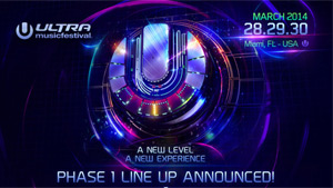 Ultra Music Festival 2014 Unveils Jaw-dropping Phase 1 Line-up