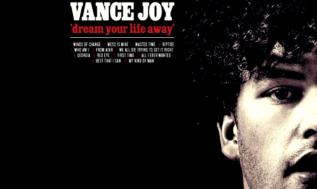 Vance Joy Announces Debut Album 'Dream Your Life Away' Released In The UK 15th September 2014
