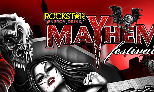 Victory Records To Host Stage At 2014 Rockstar Energy Drink Mayhem Festival! Emmure To Headline!