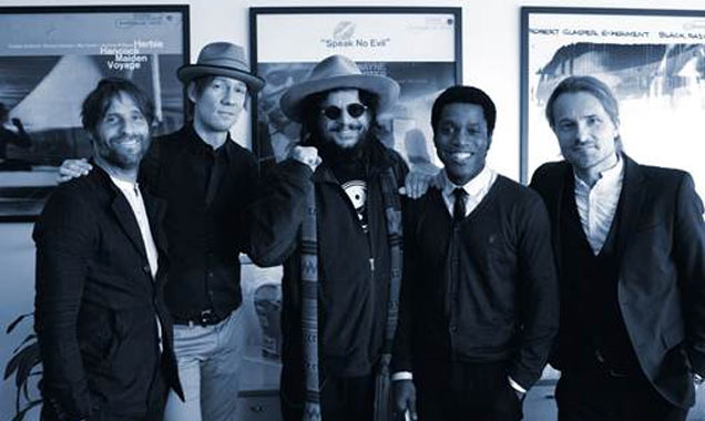 Blue Note Records Signs Vintage Trouble