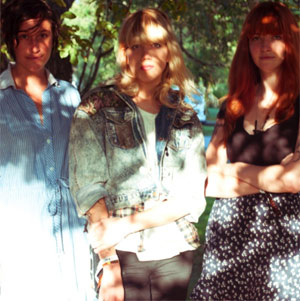 Vivian Girls Release Free Mp3 'Take It As It Comes' Plus July 2011 UK Tour Dates