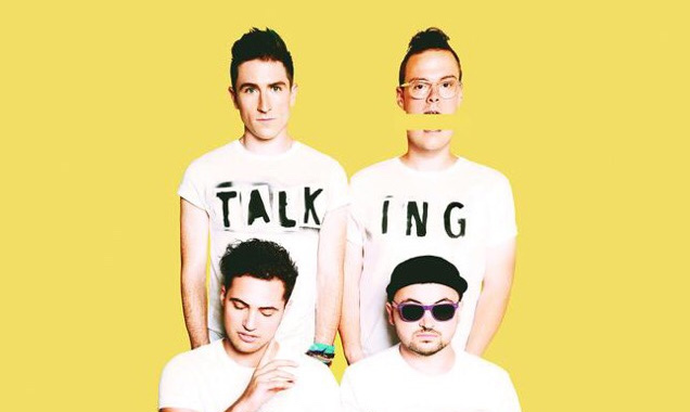 Walk The Moon To Release New Album 'Talking Is Hard' On December 2nd 2014