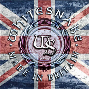 Whitesnake Announce New Live Album 'Made In Britain'/ 'The World Record' Released 8th July 2013