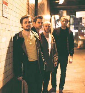 Wild Beasts Announce UK Tour March 2012