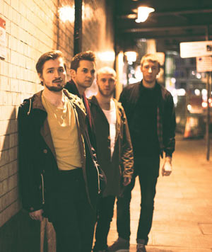 Wild Beasts Announce Intimate Show At The Lexington In London On Friday 7th December 2012