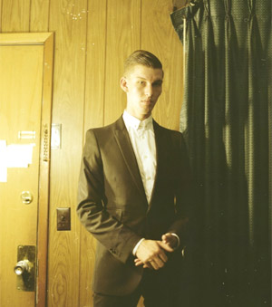 Willy Moon Press Picture