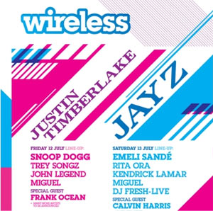 Yahoo! Wireless Festival 2013 - Will.i.am And More Announced