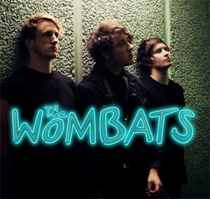 Wombats Announce New Track 'Your Body Is A Weapon' Out Out October 2nd 2013
